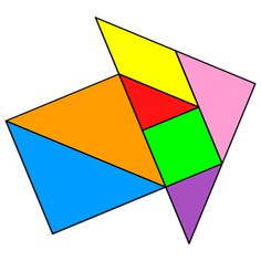 tangram puzzle 57 rocket visit httpwwwtangram channelcom to see the solution to this tangram tangram pinterest puzzles