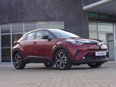 Toyota C-HR 1.2 Luxury Auto - Everyday sex-appeal