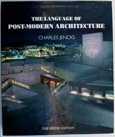 Download The Language of Post-Modern Architecture ebook free by Charles Jencks in pdf/epub/mobi