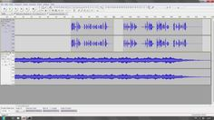 Einen Podcast schneiden in Audacity fast so gut wie in Audition