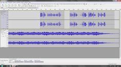 Einen Podcast schneiden in Audacity fast so gut wie in Audition