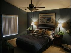 Master Bedroom as a whole