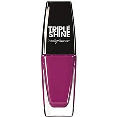 Sally Hansen Triple Shine Nail Color, Water Lilly, 0.33 Ounce * Check this awesome product by going to the link at the image. (This is an affiliate link and I receive a commission for the sales)