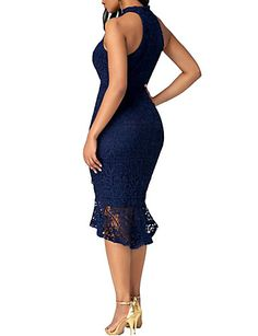 260a7781f Mujer Corte Bodycon Vestido Fiesta Discoteca Sexy Chic de Calle