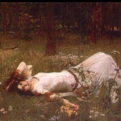 Pre-Raphaelite
