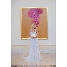 Ines Di Santo Amour Dress, Jim Kennedy Photographers, St. Regis Monarch Beach Resort Laguna Beach, Elsa, Photographers, Disney Princess, Disney Characters, Wedding Dresses, Bridal Dresses, Alon Livne Wedding Dresses