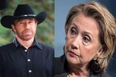 HUGE! Chuck Norris Digs Up Hillary Clinton's Dirt – Shares It With America!