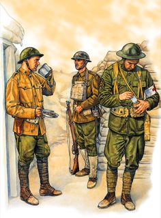 The US Army of World War I More