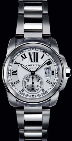 12e104b279e Cartier Calibre Watch Cartier Calibre