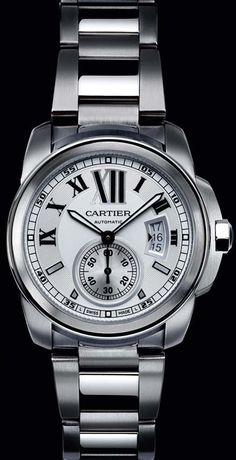 Cartier Calibre Watch