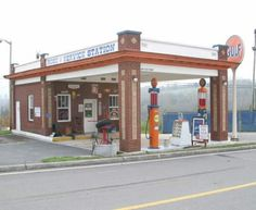 old gas stations 51