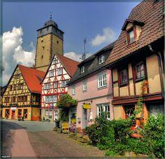 Casas de madera en Lohr am Main