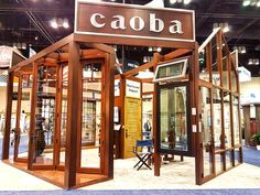 Make sure to visit us during the #IBS2018 in Orlando and learn all about our high-end luxury wood products. We are at booth W6760.