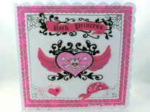 greeting card for girls