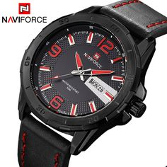 Top Brand NAVIFORCE Luxury Men Army Military Watches Men's Quartz Analog Clock Fashion Leather Sports Watch Relogios Masculino //Price: $35.98 & FREE Shipping //     #wristwatch #wristgame #watchanish #watchaddict #bracelet #bracelets #rolexwrist #rolexwatch #thestorewatches #draghetto86 #rolexshowisrael #thewatchesarmy #rolexdiver #loevhagen #whatchs #diamondseast #style #mondani #mens #menslook #menstyle #menfashion #menstagram #stylegram #menstyleguide #mensweardaily #mensaccessories…