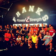 Franks Brothers CrossFit Papanui, completing their mobility course, New Zealand