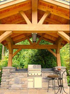 timber frame!
