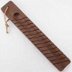 Walnut Baguette Cutting Board: