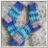 Strickparadies - Kuschweiche Selbstgestrickte Socken