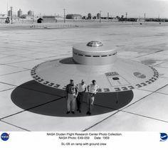 UFO: UFO by NASA, art by Luca Oleastri - www.innovari.it #ufo