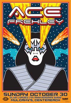 Ace Frehley kiss
