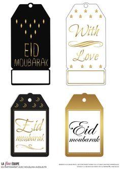 As selem aleykoum my sisters, We are entering the last days of Ramadan i . Carte Eid Mubarak, Eid Mubarak Stickers, Eid Mubarak Gift, Eid Stickers, Eid Crafts, Ramadan Crafts, Ramadan Decorations, Eid Moubarak, Eid Ramadan