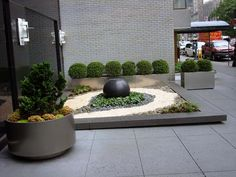 diseño de jardines zen urbanos