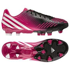 newest dfda4 48e58 SALE - Adidas Trx Soccer Cleats Womens Pink - Was  145.00 - SAVE  43.00. BUY