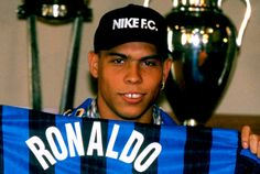 Exclusive Ronaldo Nike F.C. Interview