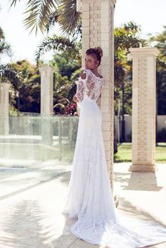 Frühjahr/Sommer Brautkleider Trends