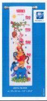 Gallery.ru / Фото #27 - Matuokles - bambooceee Cross Stitch For Kids, Cross Stitch Tree, Cross Stitch Baby, Cross Stitch Samplers, Cross Stitching, Cross Stitch Patterns, Disney Stitch, Winnie The Pooh, Baby Chart