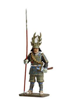 """Samurai """"Honda Tadakatsu"""""""