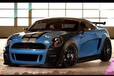Mini Cooper Custom, Mini Cooper Sport, Cooper Car, Drag Racing, Dirt Track Racing, Auto Racing, Mini Cooper Stripes, Mini Coper, Mini Countryman