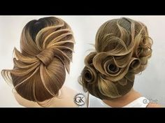 Top 10 Amazing Hair Transformations - Beautiful Hairstyles Compilation 2017 - YouTube