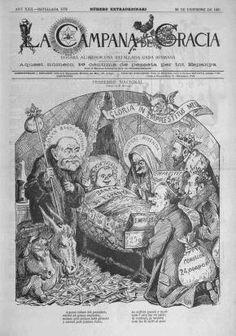 Campana de Gràcia, La. Núm. 1179 (26 des. 1891) :: Campana de Gràcia, La