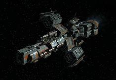 ISV Bernal Q ship mode by EastCoastCanuck.deviantart.com on @DeviantArt