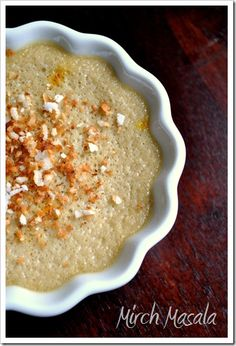 Slow Cooker Coconut Custard