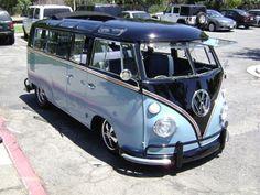 1967 VW 21 Window Microbus For Sale @ Oldbug.com