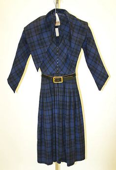 Claire McCardell | Dress | American | The Metropolitan Museum of Art