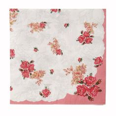 Truly Scrumptious Vintage Dinner Napkins main image