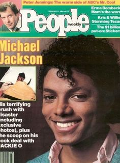 MJJ on People magazine