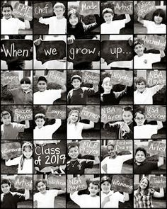 """""""When I grow up I want to be..."""" pics"""