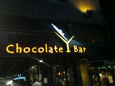 Chocolate Bar in Cleveland, OH