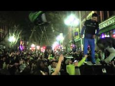 Seattle Parties After Super Bowl Win
