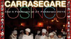 CARRASEGARE OSINCU – BOSA – 5-21 FEBBRAIO 2015