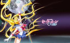 Sailor Moon, la magical girl par excellence !!