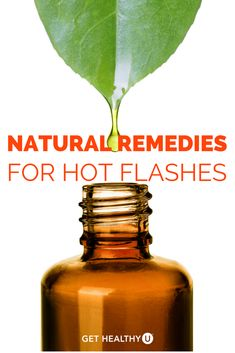 Looking for natural remedies for hot flashes? Look no further! This article dives into all-natural ways to deal with menopausal symptoms! #menopause #naturalremedies #hotflashes