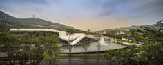 Nanshan Clubhouse by Spark Architects as Architects