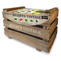 Las mejores ofertas en Kits Huerto en Casa Venta online de Kit Huerto Vintage Batlle. Sólo 24,95€. Entra Ahora y Descúbrelo.