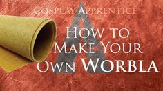 Hey Cosplayers, in todays apprenticeship on Forging with Thermoplastics, I'll be teaching you how to make your very own Worbla! No more Paying an arm and a leg, this...